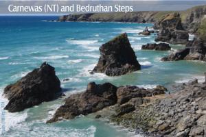 Bedruthan Steps, Cornwall, England